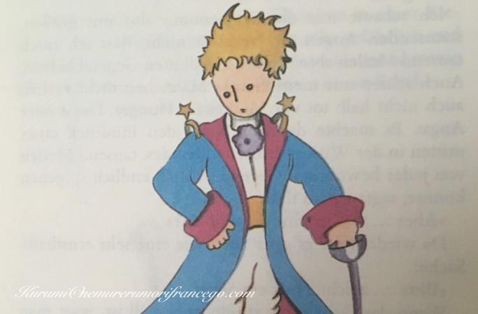 フランス語を学ぶなら、手元におきたい星の王子さま文法本