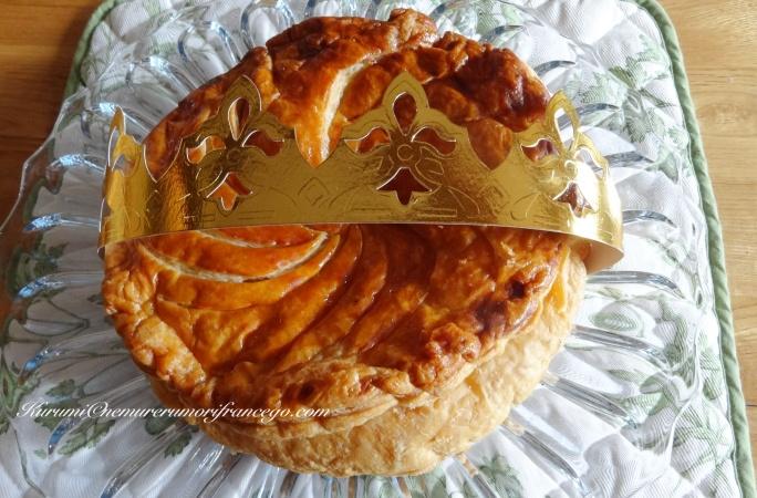 フランスはエピファニーのお菓子 ガレット・デ・ロワの季節