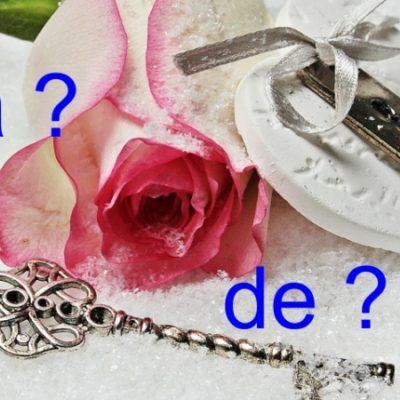 動詞をつなぐ前置詞、de と à を使い分ける主な動詞一覧