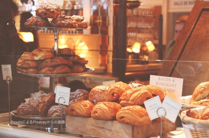 フランスで「私はパン屋さんで働いています」