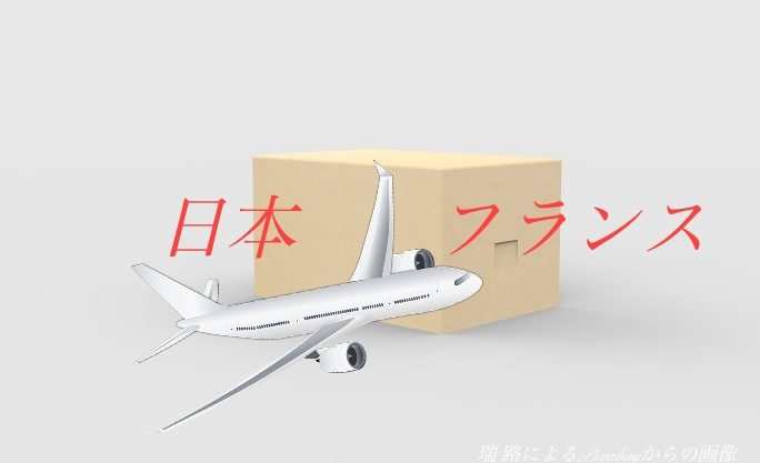 フランス行きSAL便、国際小包 2020年5月の状況