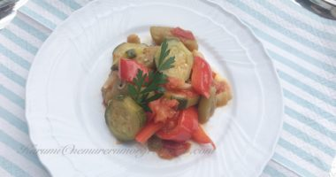絶品ラタトュイユのレシピをフランスから