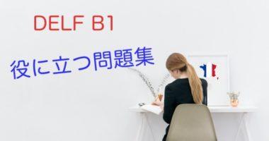 DELFB1合格に役立った問題集2選
