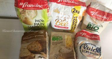 フランスの小麦粉、美味しく使い分け