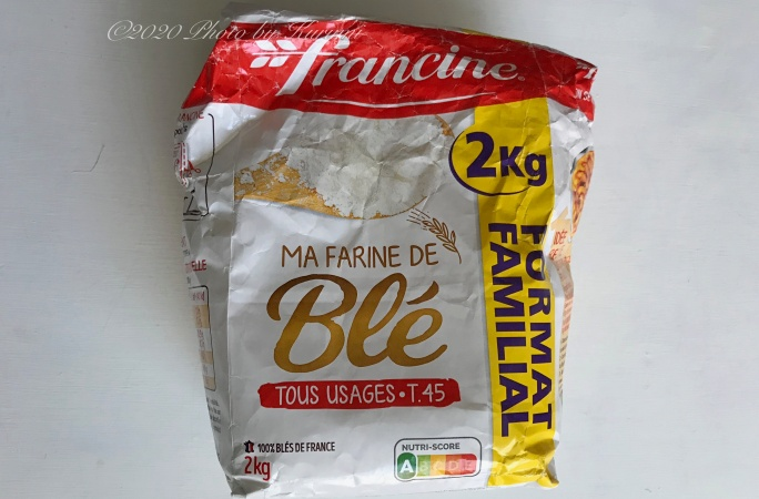 フランスのシュークリームの皮はなぜゴワゴワ?フランスの小麦粉、美味しく使い分け