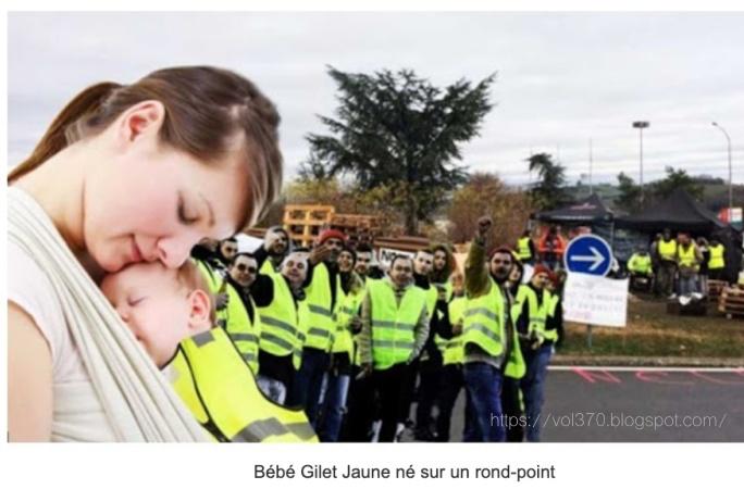 黄色いベスト運動とフランスのどん深闇
